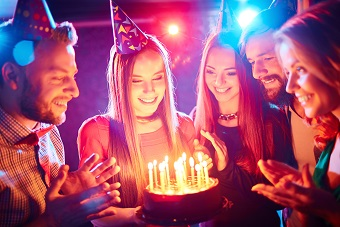 Ideas for 21st Birthday Bashes