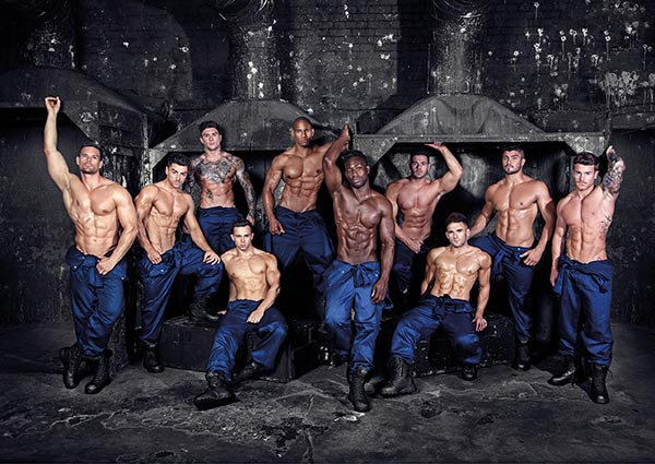 Dreamboys Male Strip Show
