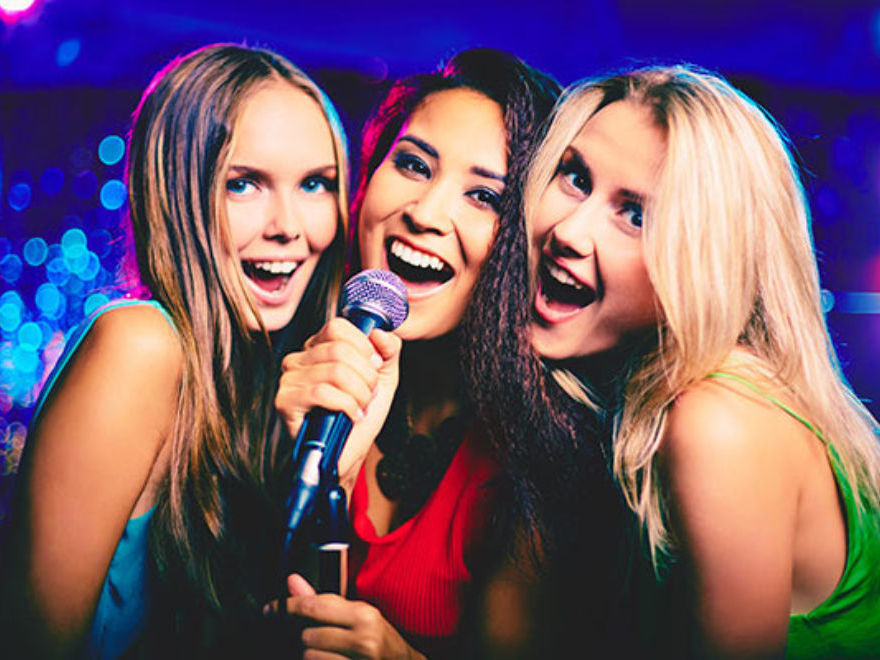 Karaoke Booths & Evening Meal Birthday Party Cardiff