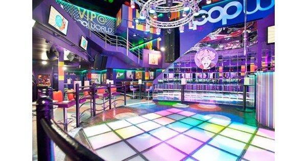 Popworld Nightclub Entry For Groups In Bristol
