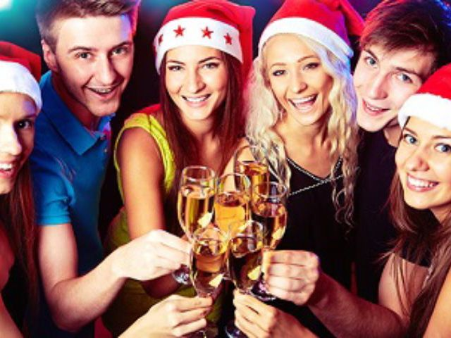 Christmas Party Buffet & Drinks in Core, London
