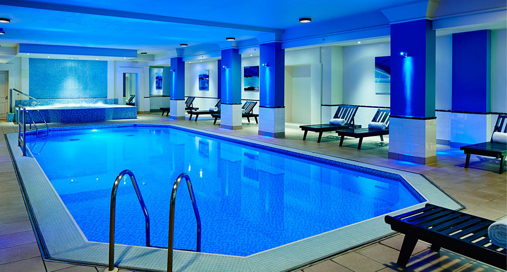 Marriott Hotel Glasgow Spa