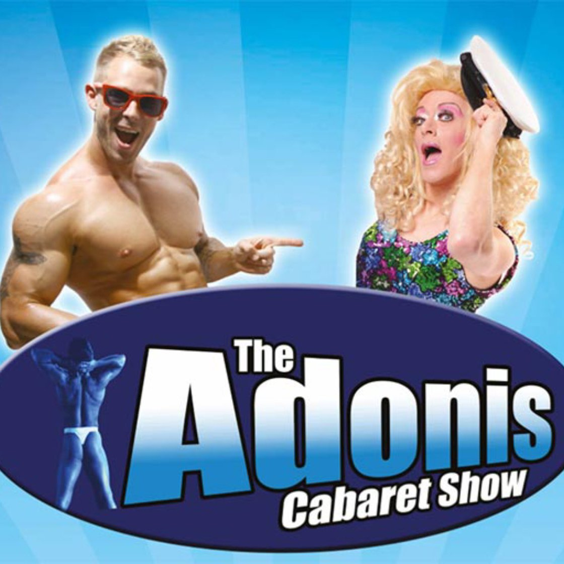 Adonis Cabaret Show Hen Party Blackpool