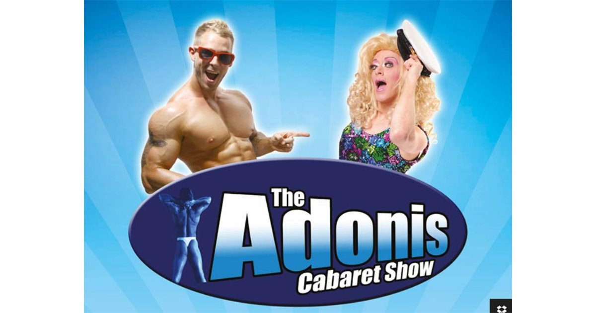 Adonis Cabaret Show Hen Party Manchester