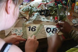 Crafty and Creative Hen Party Bunting