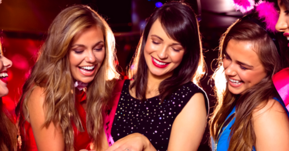 5 Things That Happen at Every Hen Party