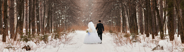 6 Tips for a Winter Wedding