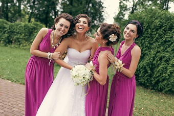 7 Ways to Keep Your Bridesmaids Happy