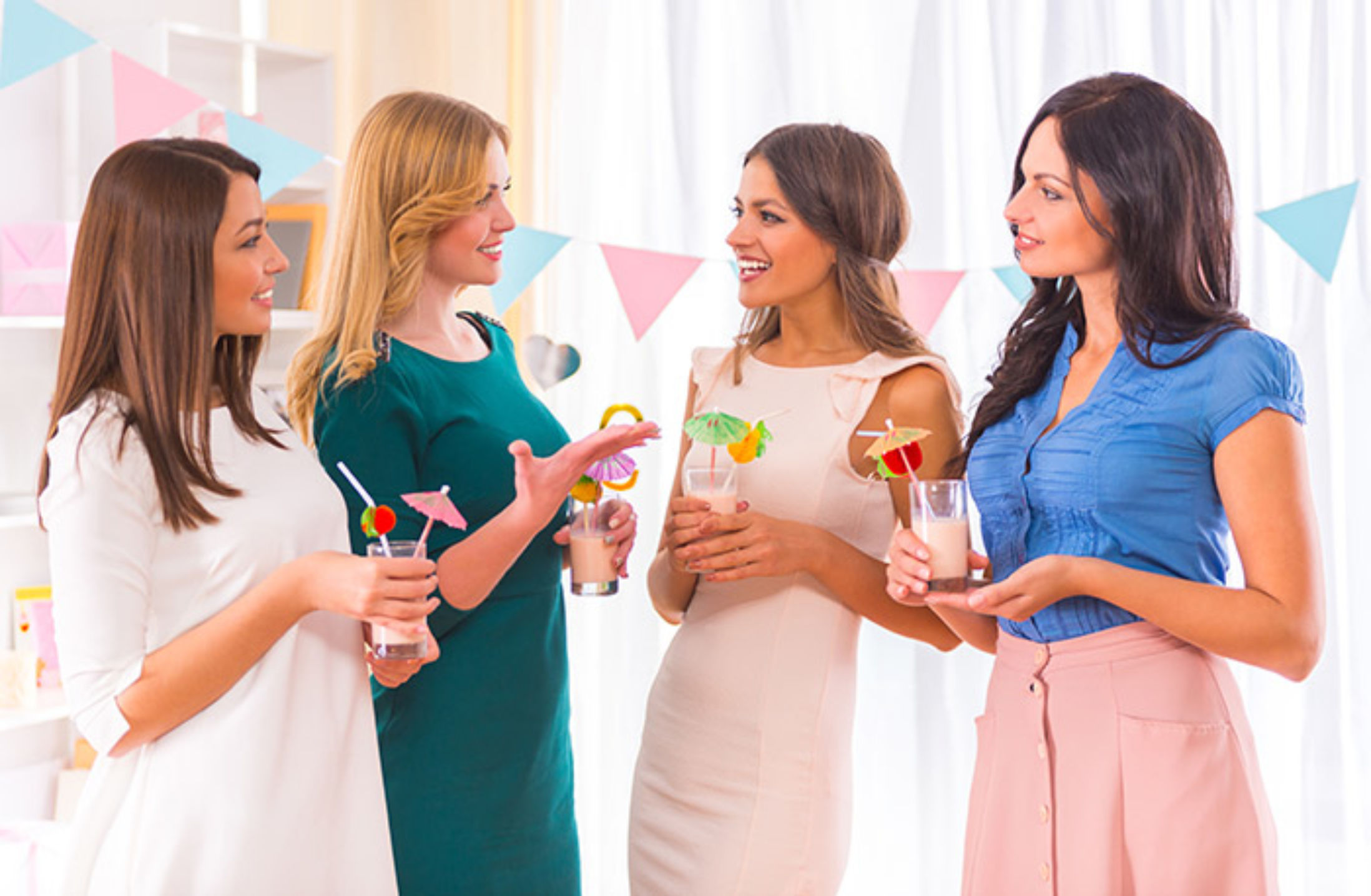 A Fabulous Glamour Hen Party