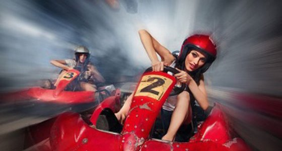 Adrenaline Filled York Go Karting Hen Weekend
