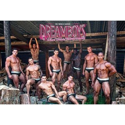 CHEEKY Liverpool Dreamboys Hen Night Package!