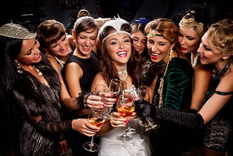Classy Hen Party Vintage