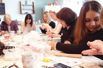 Crafty Mobile Hen Party Activities