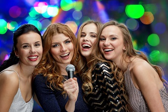Fab Karaoke & Evening Meal Hen Party