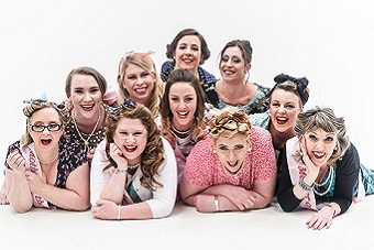 Fab Vintage Makeover & Photoshoot Hen Party