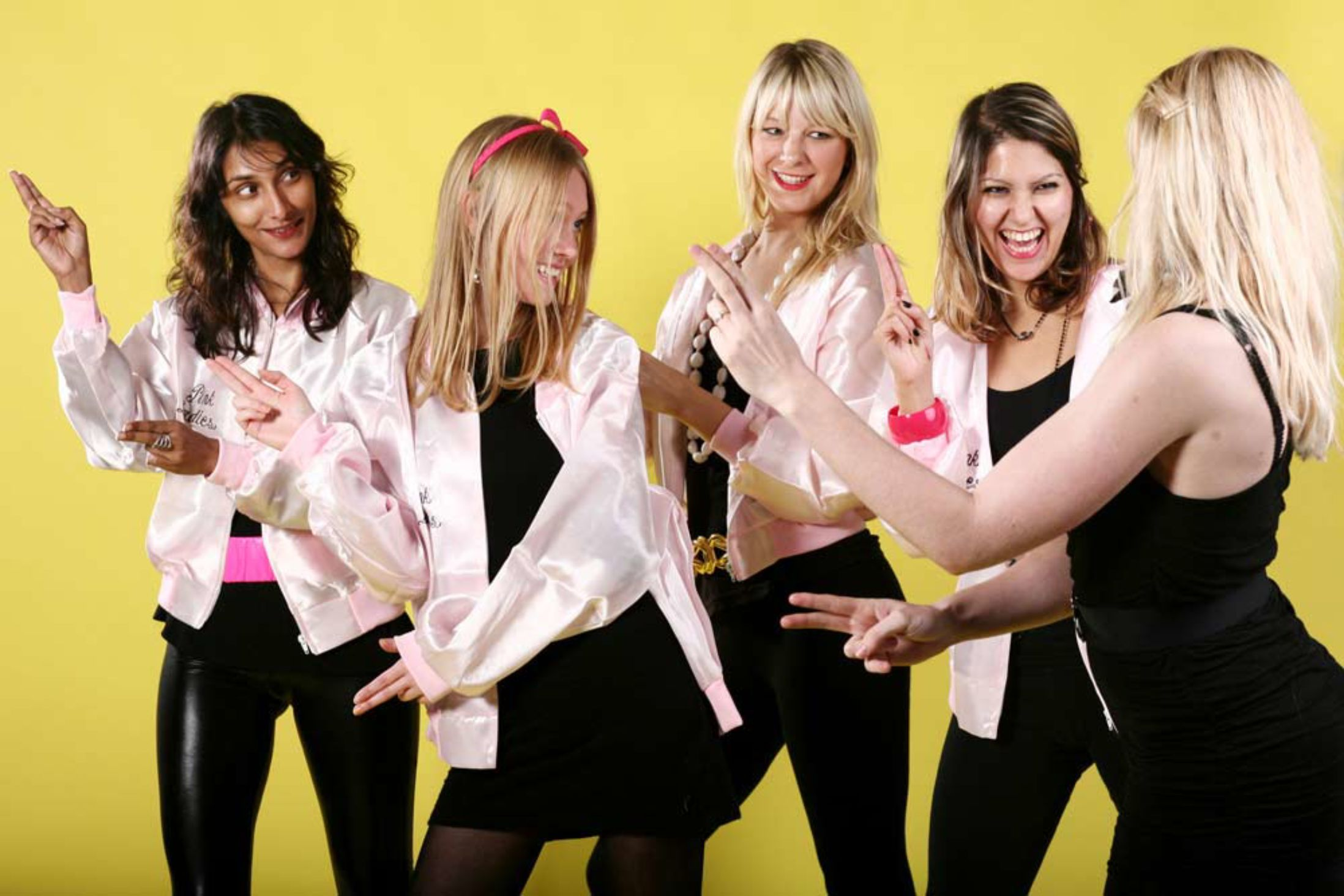 Fabulous Grease Dance Hen Party