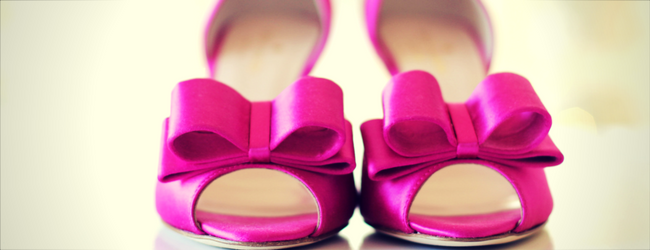 Finding the Perfect Wedding Shoes The Colour