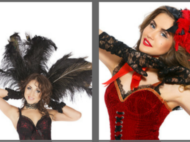 Have a Burlesque Hen Party