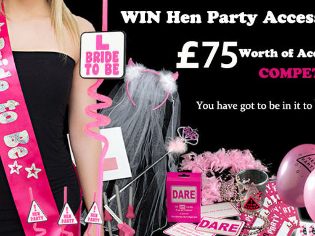 WIN £75 Worth of Hen Party Accessories Competition!