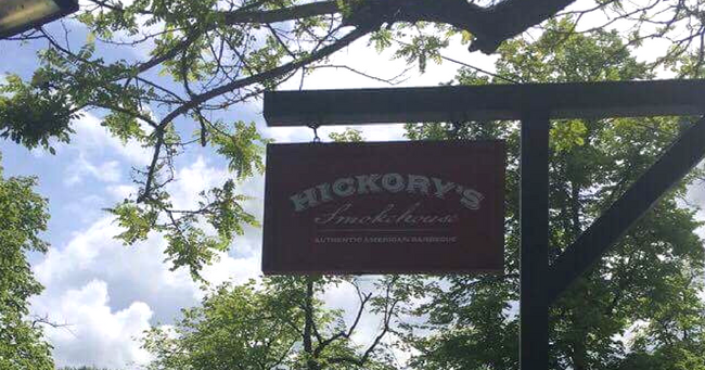Hickory's Chester