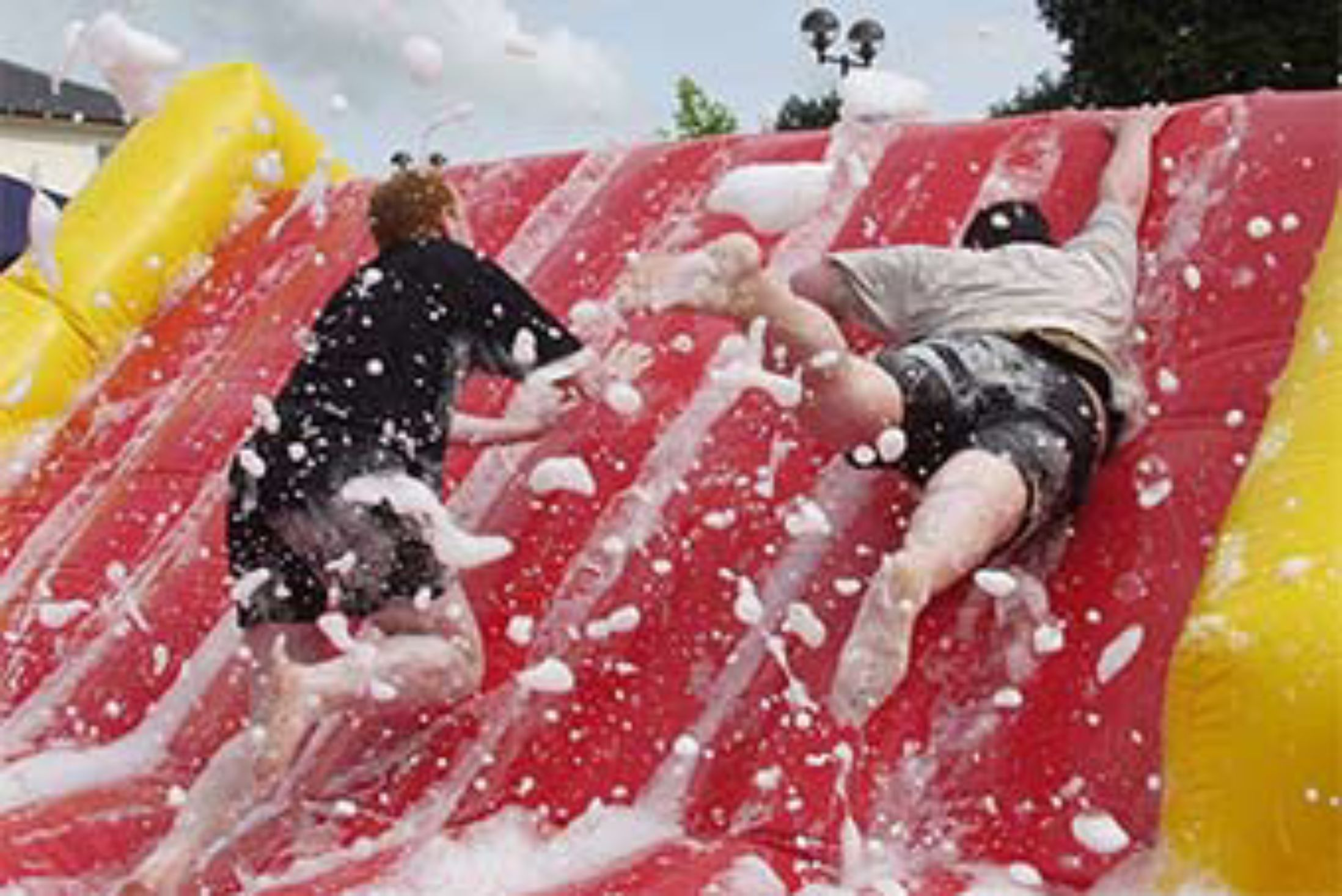 Take the It's a Knockout Hen Party Challenge!