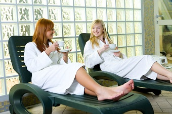 Luxurious Liverpool Spa Hen Weekend