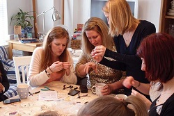 Mobile Hen Party Activities