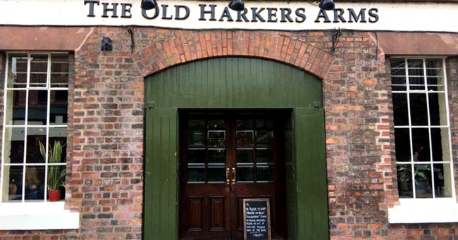 The Old Harker's Arms Chester