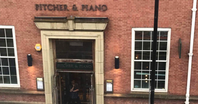 Pitcher & Piano Bar Chester