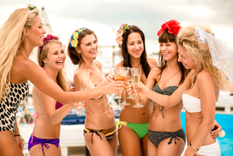 Summer Friendly Hen Parties
