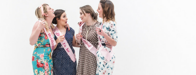 Summery Vintage Hen Party