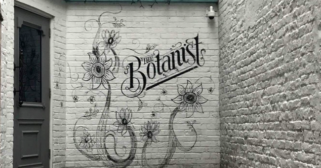 The Botanist Bar Chester