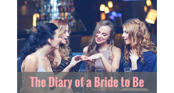 The Diary of a Bride to Be Cover