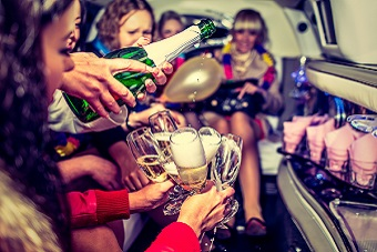 Top 5 Hen Party Locations