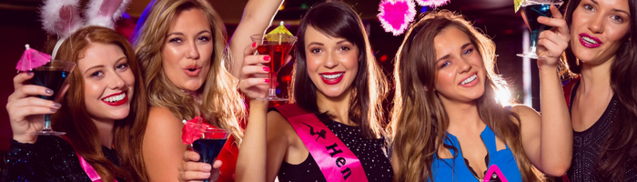 Top Destinations for Hen Party Animals!