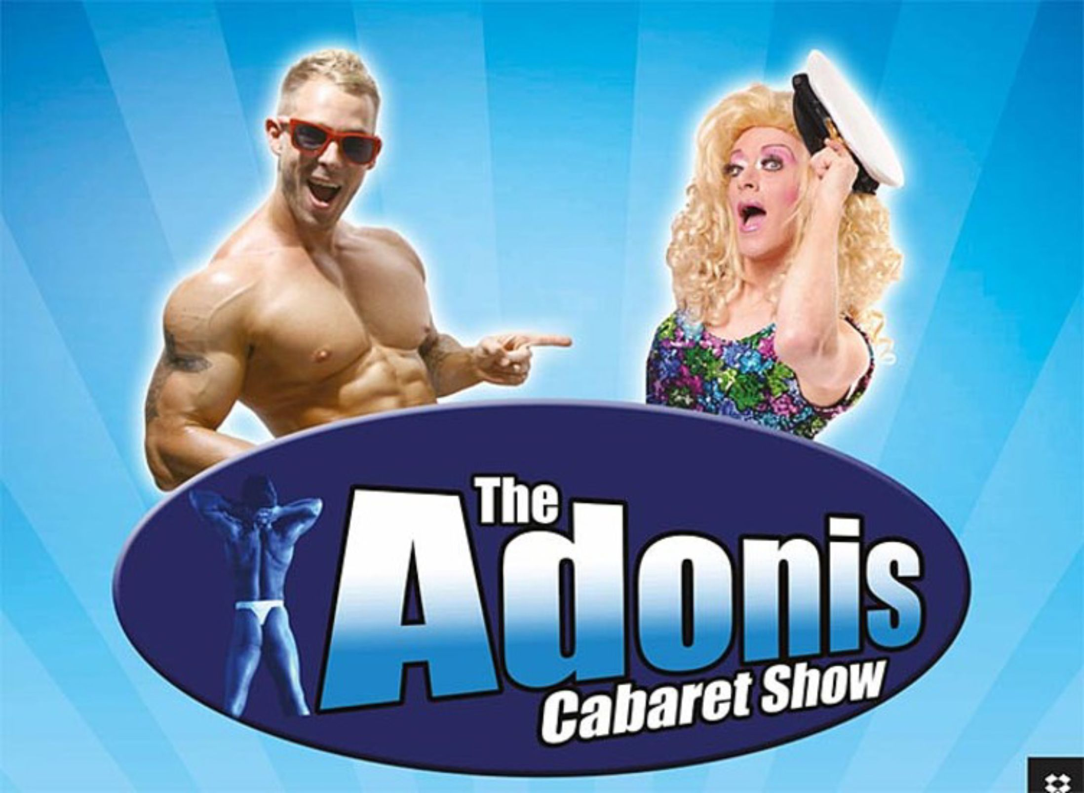 Totally Outrageous Adonis Cabaret Hen Party