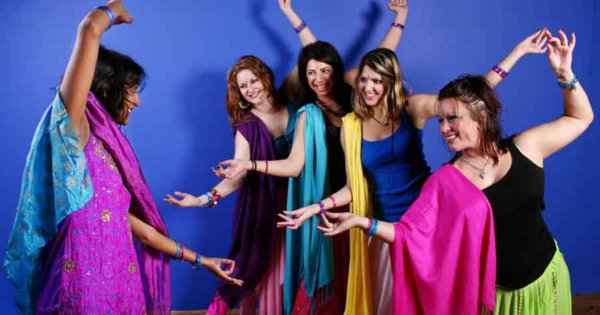 Bollywood Dance Hen Party Bristol