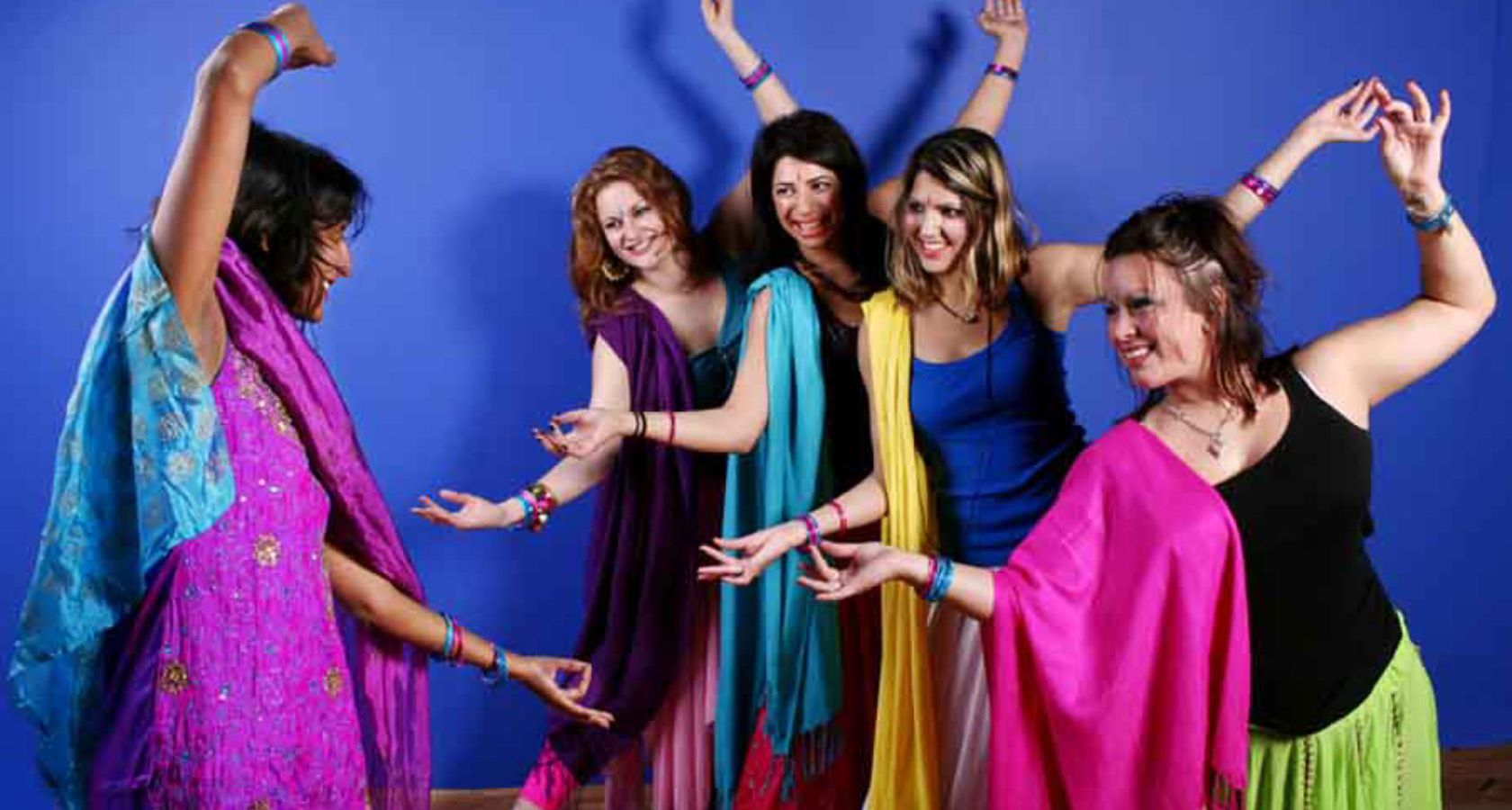 Bollywood Dance Hen Party Edinburgh