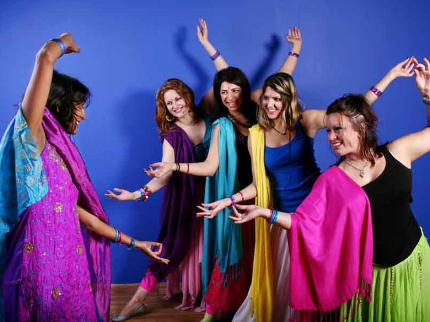 Bollywood Dance Hen Party Oxford