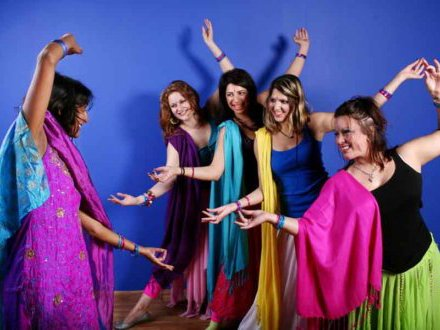 Bollywood Dance Hen Party Portsmouth