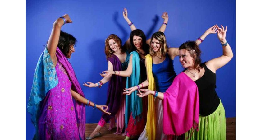 Bollywood Dance Hen Party Swansea