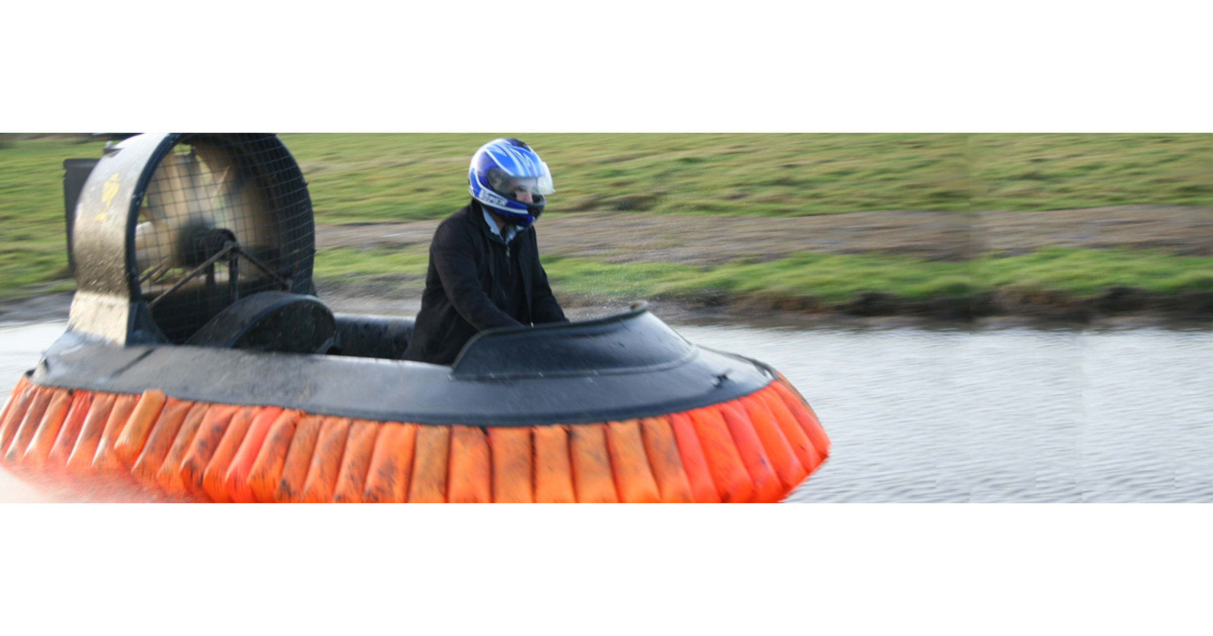 Hovercrafts & Paintballing Hen Party