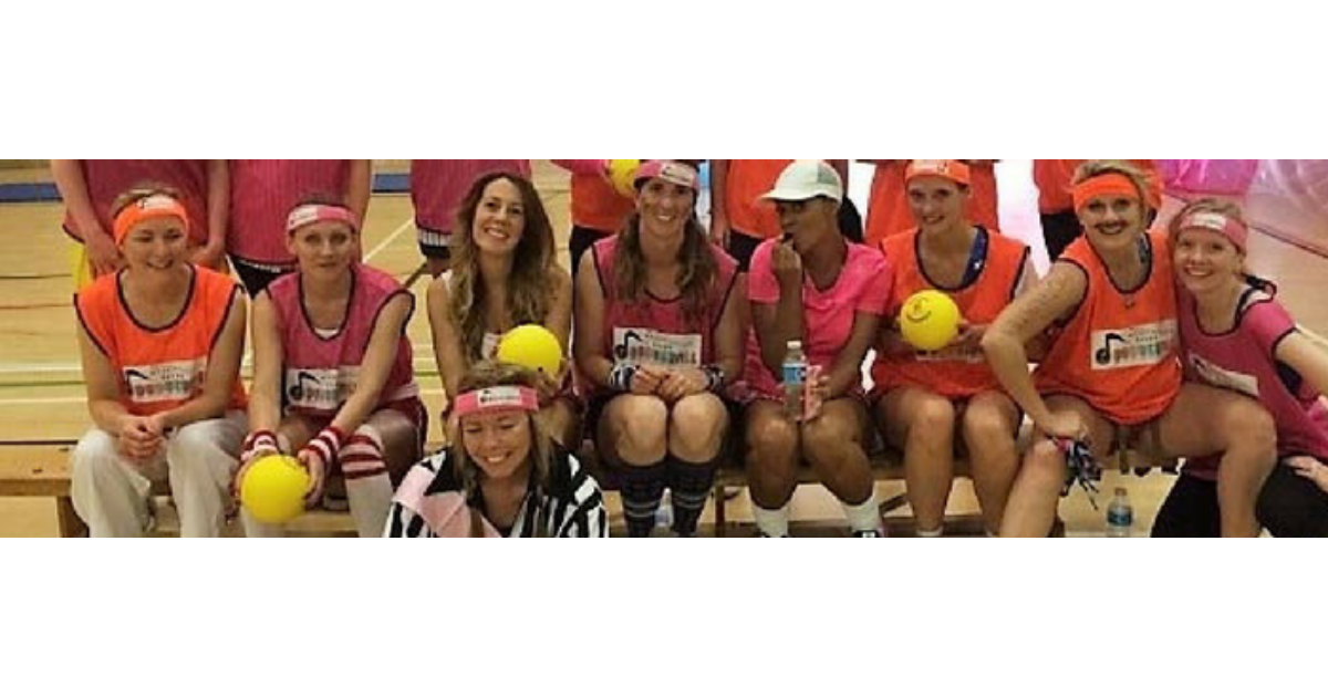 London School Sports Day & Disco Dodgeball Hen Party