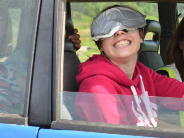 Quads, Blind Driving, Clays & Giant Human Table Football