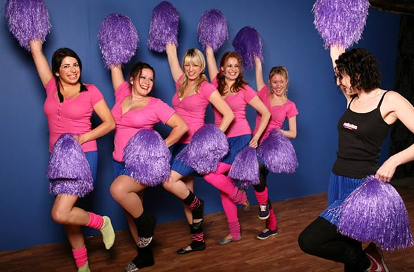 Hen Party Dance Class Ideas