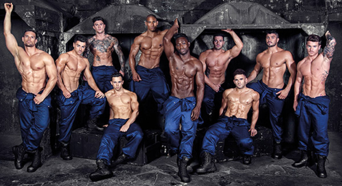 Dreamboys Male Strippers Hen Party Birmingham