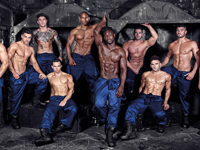 Dreamboys Male Strippers Hen Party Bristol