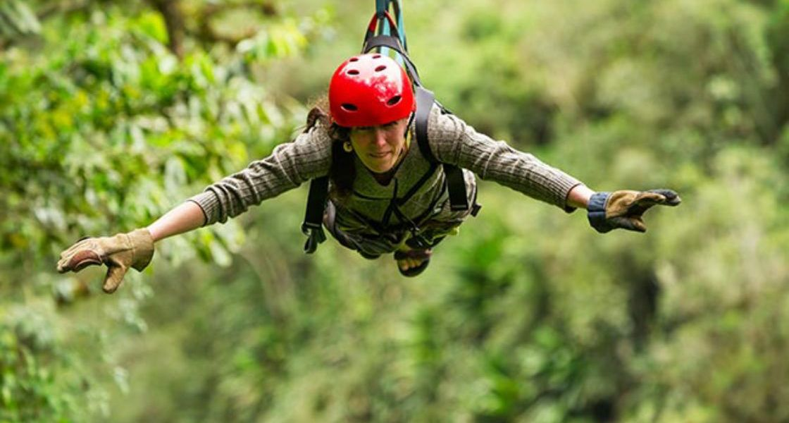 Go Ape Hen Party Glasgow