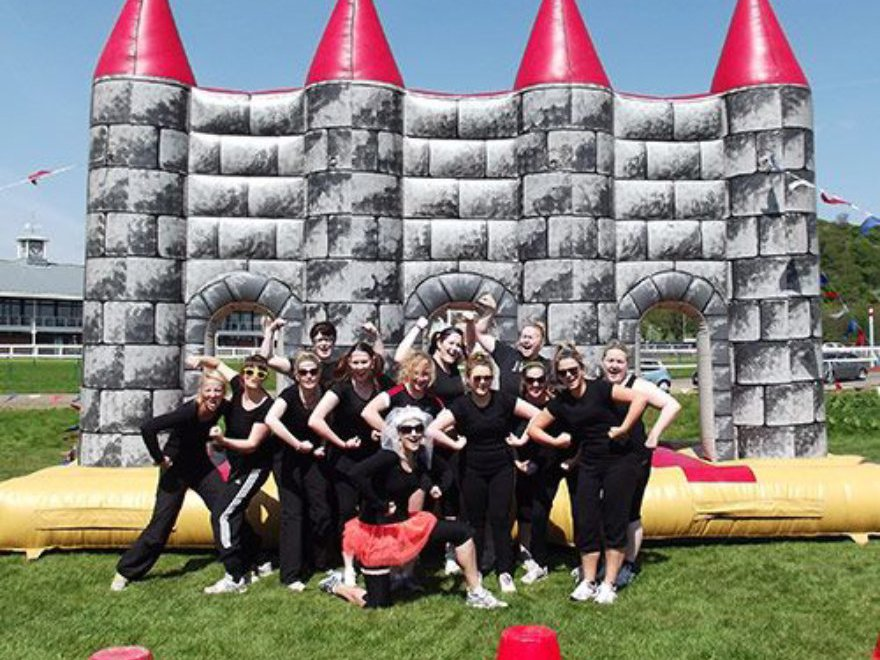 It's a Knockout Hen Parties