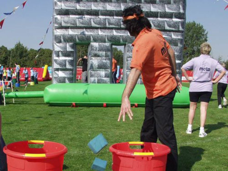 It's a Knockout Hen Party Games